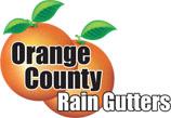 Orange County  Rain Gutters
