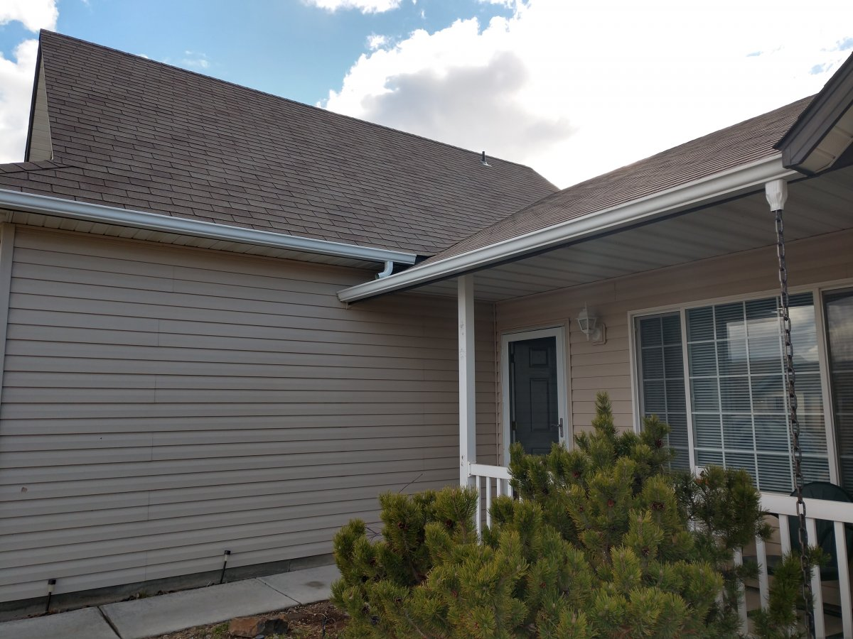 Carson Roofing Llc Free Seamless Gutters Estimate Request