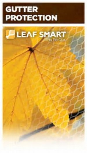 Leaf Smart Gutter Guards